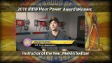 2010 IBEW Hour Power Instructor Of The Year