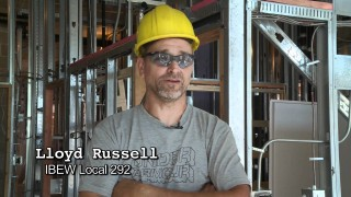IBEW and Building Investment Trust Funds At Work
