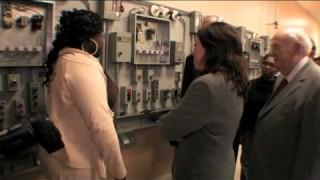 Secretary Hilda Solis visits IBEW Local 349
