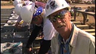 The IBEW Helps in the Rebuilding from Hurricane Katrina