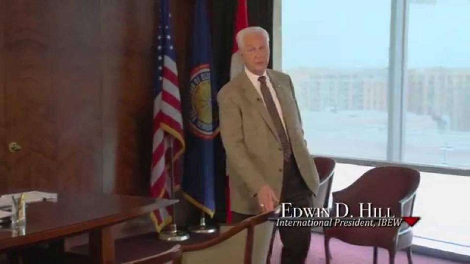 IBEW President's Message – IBEW Instrumentation