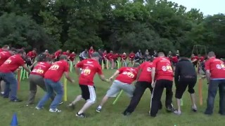 IBEW Hour Power – NTI 2014 Team Building