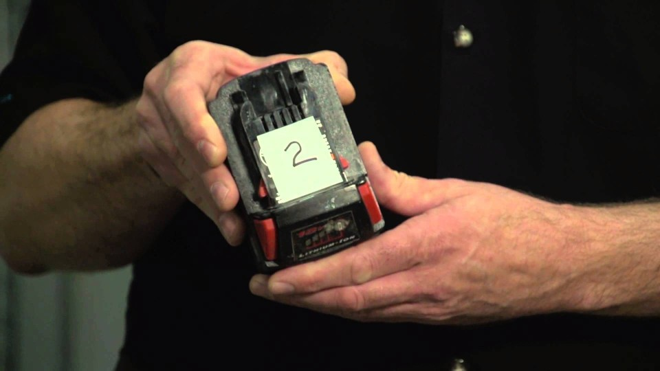 Label your Batteries! Job tip