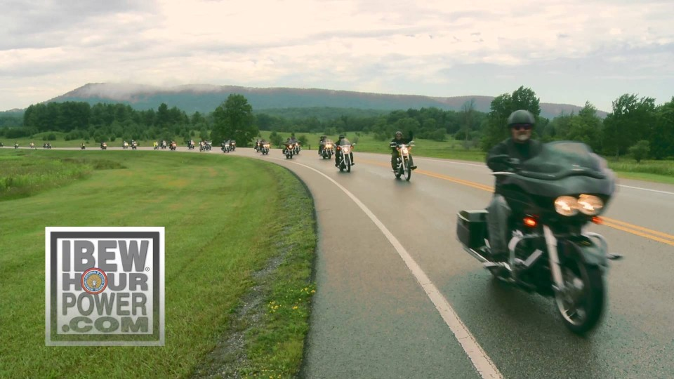 2015 IBEW Cystic Fibrosis Motorcycle Ride