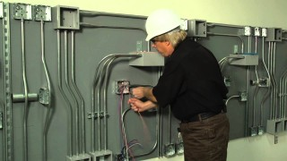 Create Makeshift Wire Roller Out of THHN – IBEW Job Tip