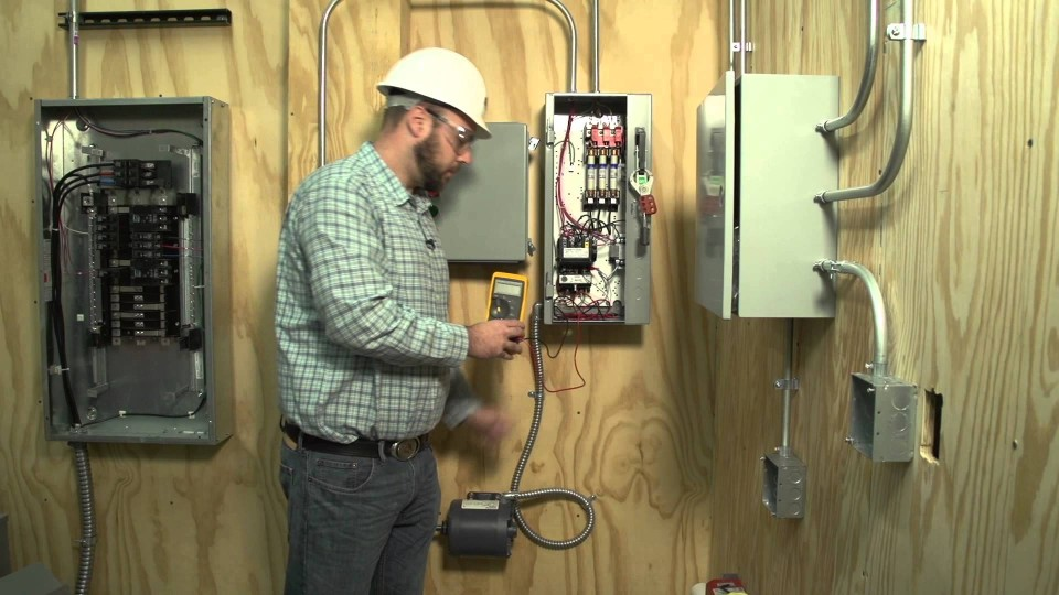 How To Wire Check a Motor – IBEW Job Tip