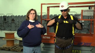 Ensuring Proper Harness Fit – IBEW Job Tip