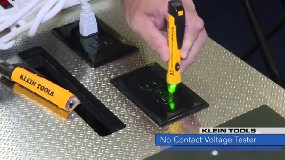 Watts New: Non-Contact Voltage Tester from Klein Tools
