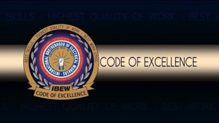 President's Message – The Code of Excellence
