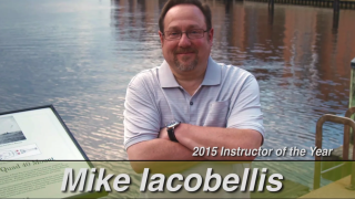 IBEW Hour Power Instructor of the Year – 2015