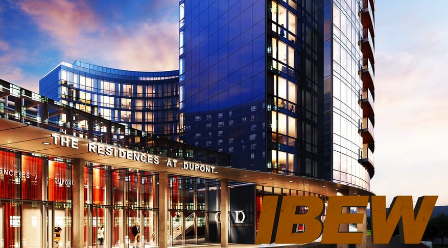DuPont Residential Towers – Building the Future of the IBEW