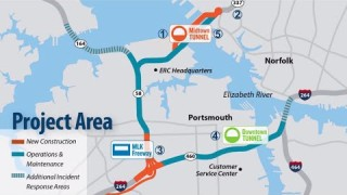 The Elizabeth River Tunnels Project
