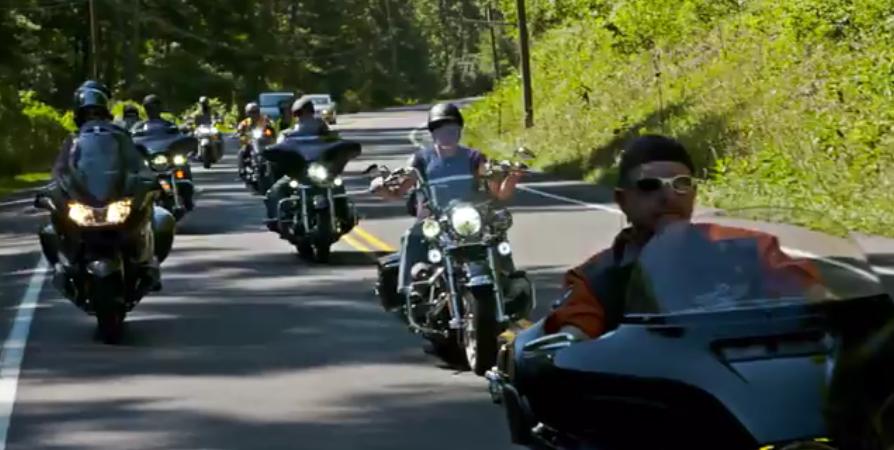 2016 IBEW Motorcycle Ride