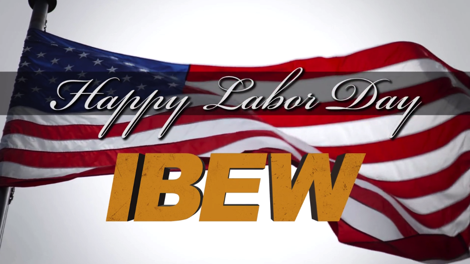 President's Message – Labor Day 2016