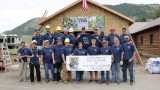National Elk Refuge: the Shed Shed Project