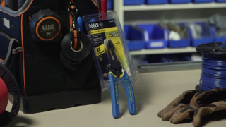 Job Tip – Klein Tools Heavy Duty Wire Stripper